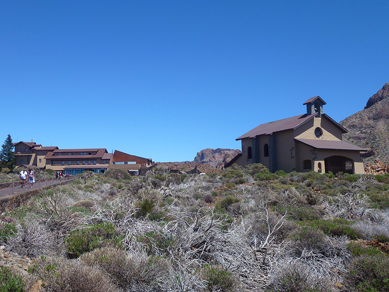 Besucherzentrum Pico del Teide - Parador