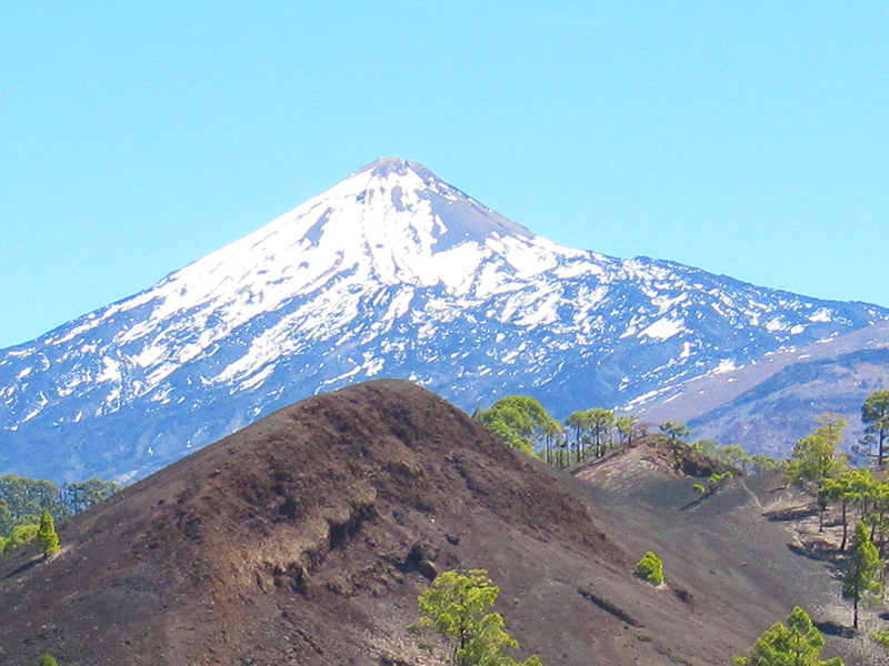 Pico del Teide - Klima