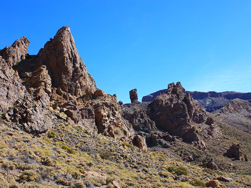 Pico del Teide - Massiv
