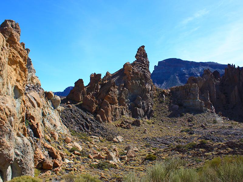 Pico del Teide - Wandern