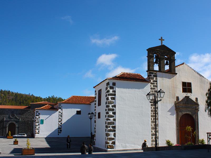 Vilaflor - Teneriffa, Kirche